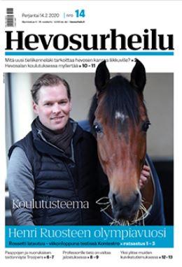 Hevosurheilu Lehti